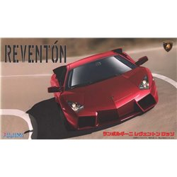 Fujimi 125749 1/24 Lamborghini Reventon Rosso