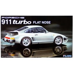 Fujimi 126289 1/24 Porsche 911 turbo Flat Nose