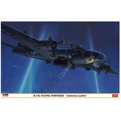 "HASEGAWA 02276 1/72 B-17G Flying Fortress ""Airborne Leaflet"""