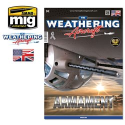 AMMO OF MIG A.MIG-5210 The Weathering Aircraft n°10 Armament English
