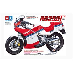Tamiya 14029 1/12 Suzuki RG250Γ with Full Options