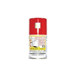 GUNZE Sangyo Gundam Color SG12 Spray Sazabi Rouge- Red 100ml