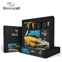 Abteilung Oils Set ABT305 Aircraft Effects Set