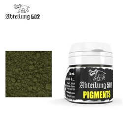 Abteilung Pigment Colors ABTP048 Faded Moss Green