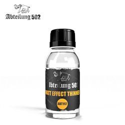 Abteilung 502 ABT112 Matt Effect Thinner 100 ml
