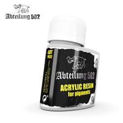 Abteilung 502 ABTP032 Acrylic Resin for Pigments 75 ml