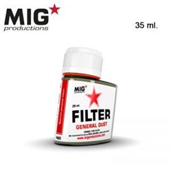 MIG Productions Filter F429 Filtre Rouille - General Dust 35ml