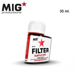 MIG Productions Filter F431 Poussière – Subtle Dirt 35ml