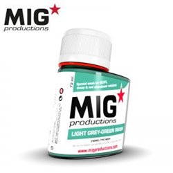 MIG Productions Wash P279 Light Grey-Green Wash 75ml