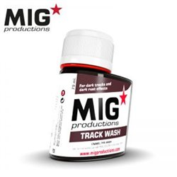 MIG Productions Wash P280 Lavis Pour Chenilles - Track Wash 75ml
