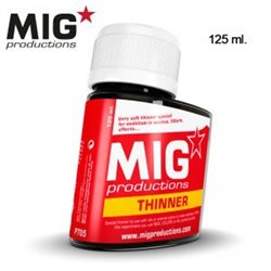 MIG Productions P705 Special Thinner 125ml