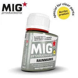 MIG Productions Wash P417 Rainmarks 75ml
