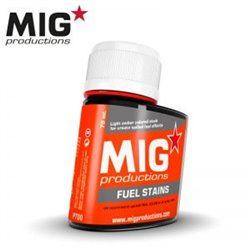 MIG Productions Wash P700 Fuel Stains 75ml