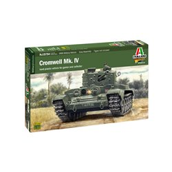ITALERI 15754 1/56 CROMWELL Mk. IV