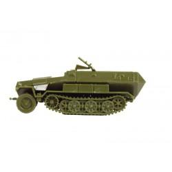 HUMBROL Peinture Enamel 89 MID BLUE 14ml MATT