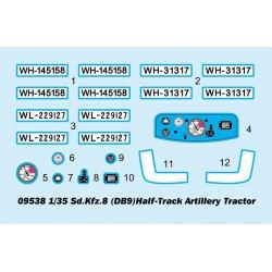 ITALERI 15761 1/56 M3/M3A1 STUART