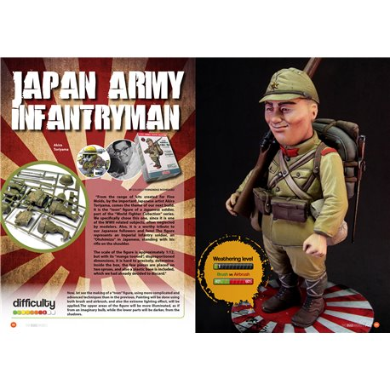 AK Interactive AK911How To Make Toon Models Tutorial Livre en Anglais