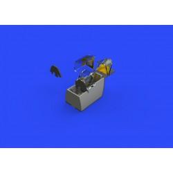 Miniart 35278 1/35 German Tank Crew Afrika Korps (Special Edition)