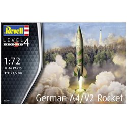 Revell 03309 1/72 German A4/V2 Rocket