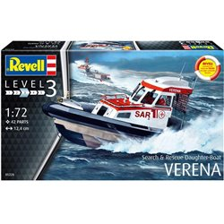 Revell 05228 1/72 Search & Rescue Daughter-Boat Verena