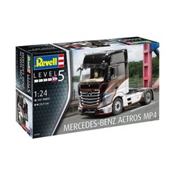 Revell 07439 1/24 Mercedes-Benz Actros MP4