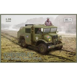 IBG Models 35044 1/35 Chevrolet Field Artillery Tractor FAT-4