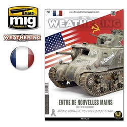 Ammo by Mig Jimenez A.MIG-4273 The Weathering Magazine Under New Management FR
