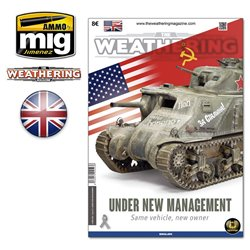 AMMO BY MIG A.MIG-4523 The Weathering Magazine 24 Under New Management ENG
