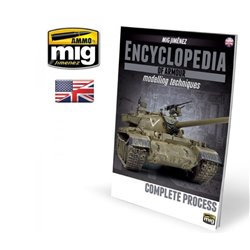 Ammo by Mig Jimenez A.MIG-6155 Encyclopedia Of Armour Vol.6 Anglais