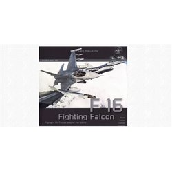 HMH Publication 002 Duke Hawkins Fighting Falcon F-16 Anglais