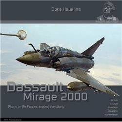 HMH Publication 003 Duke Hawkins Dassault Mirage 2000 Anglais