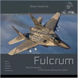 HMH Publication 004 Duke Hawkins Fulcrum MIG-29 Anglais