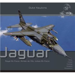HMH Publication 001 Duke Hawkins Jaguar Royal Air Force
