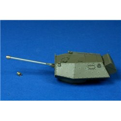 RB Model 48B22 1/48 QF 6 pdr 57mm Crusader Mk. III
