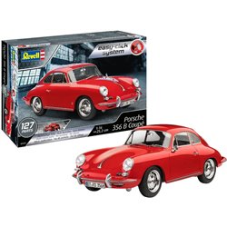 revell 07679 1 16 porsche 356 coupe easy click passion 132. Black Bedroom Furniture Sets. Home Design Ideas