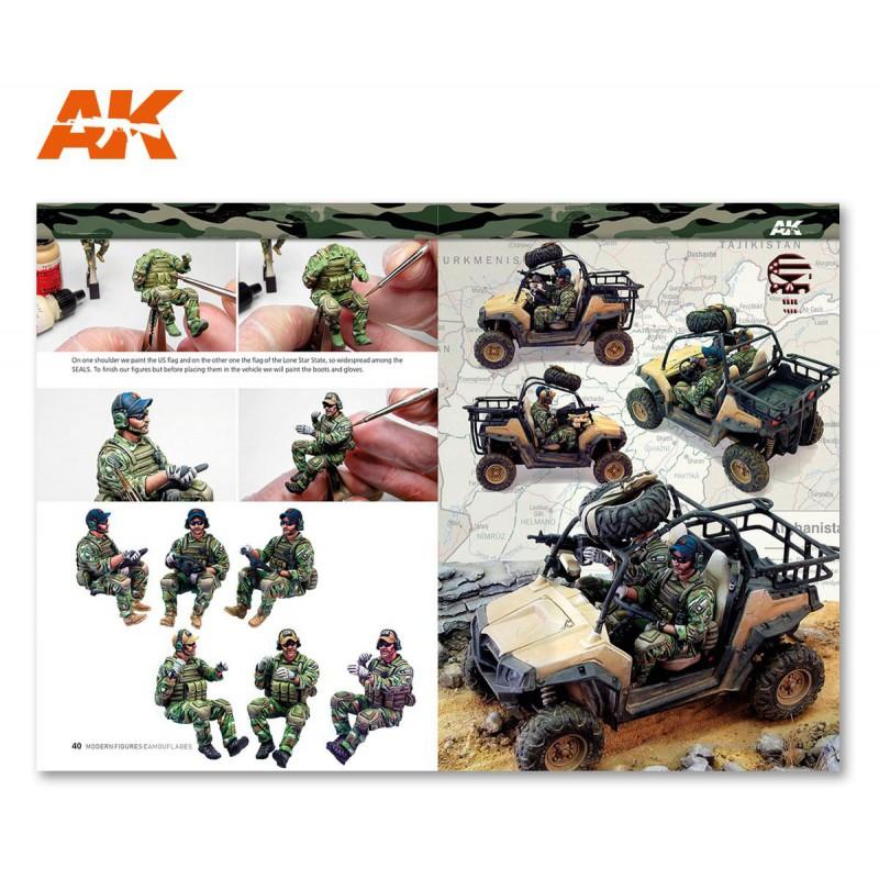 Kinetic K48042 1/48 Mirage 2000C Multi-role Combat Fighter