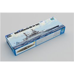 Trumpeter 05783 1/700 USS California BB-44 1941
