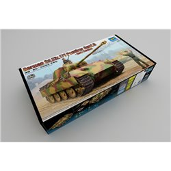 Trumpeter 00928 1/16 German Sd.Kfz.171 Panther Ausf.G - Early Version