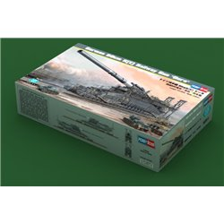 "HOBBY BOSS 82911 1/72 German 80cm K(E) Railway Gun ""Dora"""