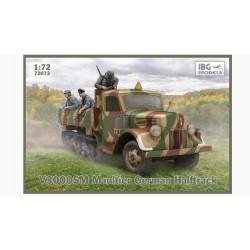 Hobby Boss 85507 1/35 LKW 5t mil gl