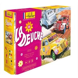 HELLER 52316 1/43 La Deuche