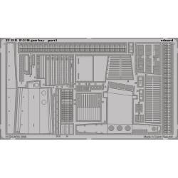 HELLER 53002 1/72 Chasseurs 2éme G.M./W.W.II. Fighters 4 Kits