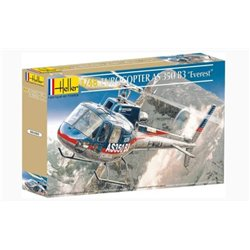 "HELLER 80488 1/48 Eurocopter AS 350B3 ""Everest"""