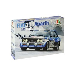ITALERI 3662 1/24 Fiat 131 Abarth Rally