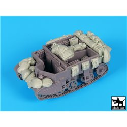 Black Dog T72112 1/72 Bren carrier Accessories Set