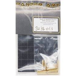 PANZER ART SU35-013 1/35 British 17pdr at Gun WWII Cartridge Cases 12pcs