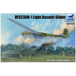 BRONCO GB7008 1/72 DFS 230 B-1 Light Assault Glider