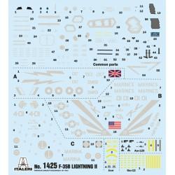 Tamiya 61119 1/48 Supermarine Spitfire Mk.I