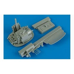 AIRES 4516 1/48 Su-24M Fencer D radar for Trumpeter