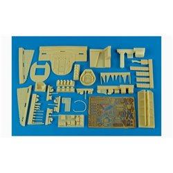 AIRES 4521 1/48 He 111H-4 interior set for Monogram/Revell